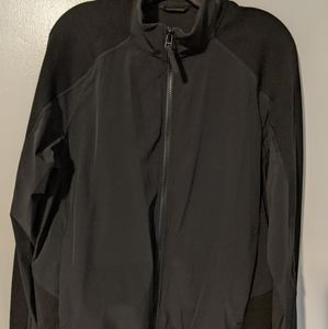 Theory Varick zip up Jacket L